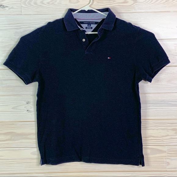 Tommy Hilfiger Other - Tommy Hilfiger Men Polo Shirt Short Sleeve